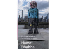 We Come in Peace: Huma Bhabha